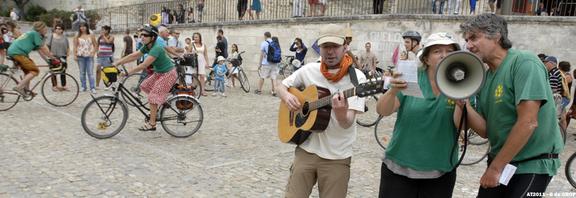 L'AlterTour en Avignon